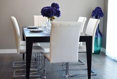 Jak dobrać stół i krzesła do jadalni?