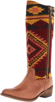 Amazon.com: Steve Madden Women's Graced Flat Boot: Steve Madden: Shoes