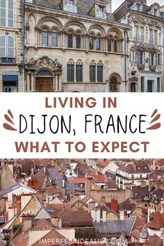 As a recent American college grad, I spent a year teaching English in Dijon. Here's what living in the city is like, including costs, housing, food, and more. | Life in France | Teach English in France | American Expat in France France City, France Europe, France Travel, European Vacation, European Travel, Road Trip France, Travel Destinations, Travel Tips, Work Abroad