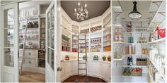 12 Impeccable Pantries Fit for a Dream House  - HouseBeautiful.com