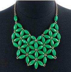 DIY Statement Jewelry : DIY J.Crew-Inspired Necklace