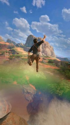 《Uncharted 4: A Thief's End / Nathan Drake》