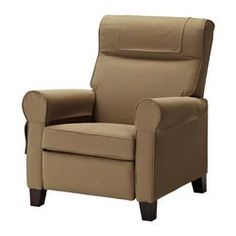 MUREN Chair - Idemo light brown - IKEA (store has dark brown- i want two of them_