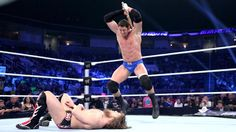 SmackDown 8/16/13: Daniel Bryan vs. Wade Barrett – No Disqualification Match