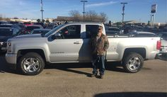 Lane, life is about the journey!   We hope you enjoy your new vehicle from all of us at Kunes Country Chevrolet Buick GMC!