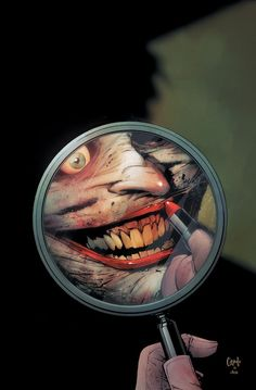 Joker's back in New 52.