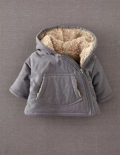 I've spotted this @BodenClothing Cord Padded Jacket Slate - how adorable is this! Love boden clothing!
