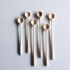Basic Shapes, Wooden Spoons, Measuring Spoons, Tableware, Instagram Posts, Bowls, Serving Bowls, Dinnerware, Tablewares