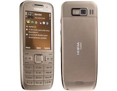 Buy Nokia E52 White Unlocked cell phone (Brown) REFURBISHED for 81.99 USD | Reusell