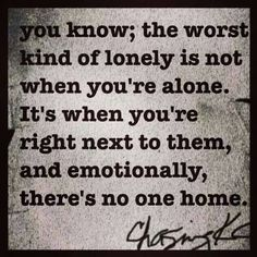 Quotes About Being Abandoned | Nothing like being emotionally abandoned