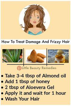 Damaged Hair Remedies, Hair Remedies For Growth, Home Remedies For Hair, Skin Care Remedies, Dry Hair Remedies, Hair Growth, Healthy Hair Remedies, Growth Oil, Hair Masks For Dry Damaged Hair