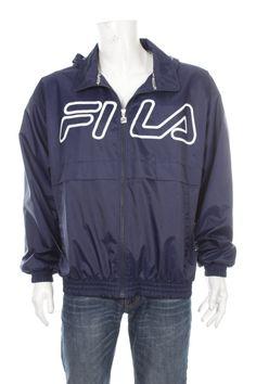 b41344afb 26 Best Vtg 90's Fila jacket images in 2019 | Fila jacket, Down ...