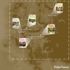 Picket Fences is a magazine in Fallout It includes five issues found at various locations around the Commonwealth. Reading an issue unlocks advanced settlement structures at settlement workshops. Fallout 4 Map, Fallout Comics, Fallout Facts, Fallout Game, Fallout New Vegas, Fallout Funny, Fallout 4 Secrets, Fallout Tips, Fallout 4 Locations