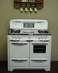 #1950's stove