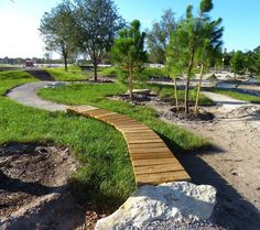The MTB skills loop in our Avid Bike Park is ready for riders of all levels!