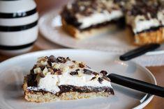 no - Finn noe godt å spise Pudding Desserts, Recipe Boards, No Bake Cake, Scones, Granola, Tiramisu, Cake Recipes, Bakery, Food And Drink