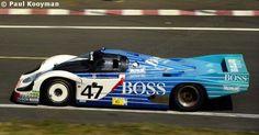 RSC Photo Gallery - Le Mans 24 Hours 1984 - Porsche 956 no.47 - Racing Sports Cars