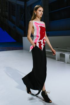 Dior Takes Brooklyn, Brings Rihanna With It #refinery29  http://www.refinery29.com/2014/05/67589/dior-resort-2015-show#slide29