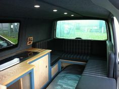 U shaped seating - Page 2 - VW T4 Forum - VW T5 Forum