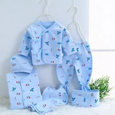Cotton Baby clothing sets unisex kids long sleeve+pants set cartoon clothes for infant boy girl spring roupas de bebes Baby Outfits Newborn, Baby Boy Newborn, Toddler Outfits, Baby Boy Outfits, Kids Outfits, Baby Boys, Baby Shower Ideas For Girls Themes, Boys And Girls Clothes, Cartoon Outfits