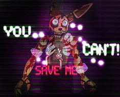 FNAF SpringTrap SAVE ME... by SatykDead