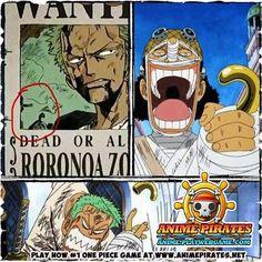 #One piece #Funny #Zoro #Ussop #Wanted #Crocodile