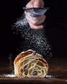 Rustic Food Photography, Food Photography Lighting, Food Photography Styling, Food Styling, Croissants, Bakery Branding, Bakery Menu, Le Croissant, Babka Recipe