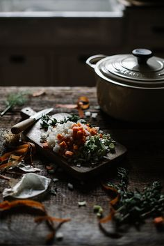 fennel orange & leek pork osso buco by Beth Kirby | {local milk}
