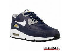 Nike Buty AIR MAX 90 LTR 652980-400 (Kod: 652980400)