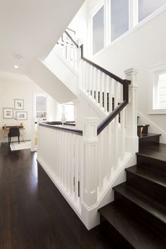 love the simplicity of this staircase