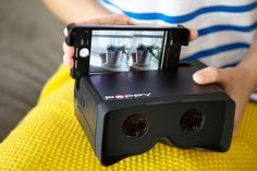 This 3D Camera for your iPhone captures images the way you really see them with your eyes.