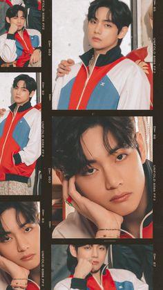 Bts Taehyung, Jimin Jungkook, Foto Bts, Taekook, V Model, V Bts Wallpaper, Best Albums, Bts Korea, Kpop