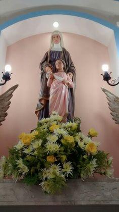 Santa Ana/ Igreja de Santana - Pindamonhangaba-  BR  11/2015