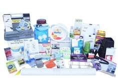 Large College Supply Assortment - from DormCo