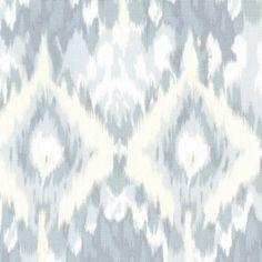 Dear Stella House Designer - Palladium - Ikat in Gray