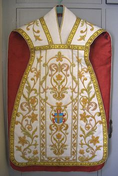 roman chasuble | Flickr - Photo Sharing!