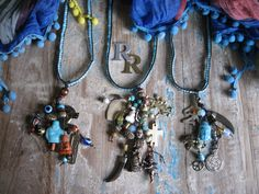 BOHEMIAN SUMMER jewelry by RR 2013