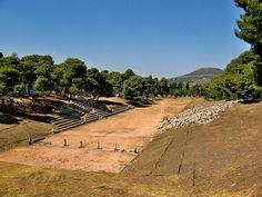 Stadium, Olympia, Greece