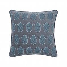 Hamsa Storm Cushion
