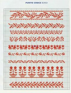 Thrilling Designing Your Own Cross Stitch Embroidery Patterns Ideas. Exhilarating Designing Your Own Cross Stitch Embroidery Patterns Ideas. Cross Stitch Borders, Crochet Borders, Cross Stitch Samplers, Crochet Chart, Cross Stitch Charts, Cross Stitch Designs, Cross Stitching, Cross Stitch Embroidery, Cross Stitch Patterns