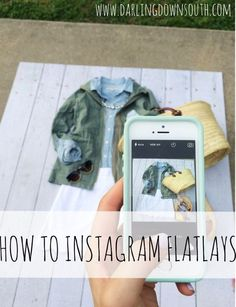 How to Instagram for Blogs