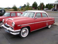 1954 Mercury, Oh yeah...............