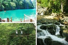 Online Shopping Deals, Palawan, Training Courses, Canopy, Ph, Things To Do, Waterfall, To Go