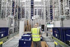 Ferdinand Bilstein hat mit WITRON ein modernes Ersatzteil-Verteilzentrum in UK realisiert Ferdinand, Fun, Travel, United Kingdom, Continents, Aftermarket Parts, Centre, Viajes, Destinations