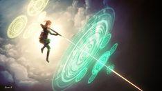 Tanya Magic Circle Youjo Senki Anime Wallpaper
