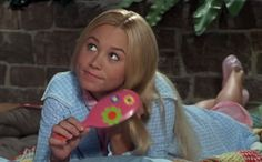 Christine Taylor on Marcia Brady memes and 20 years of 'The Brady Bunch Movie' Christine Taylor, Mason Pearson, The Brady Bunch, Tangled Hair, Public, Hair Cleanse, Becoming An Actress, Luscious Hair, Clarifying Shampoo