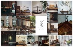 fnji furniture - something well design and hand-made in China.  Check out fnji.net