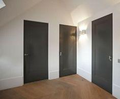 1000 images about deuren on pinterest black doors doors and sliding doors - Kleur binnendeuren ...