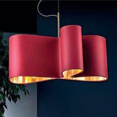 Suspension arquée Mugello, référence 8513009 - Lampes et luminaires dorés pour faire briller votre décoration intérieure chez Luminaire.fr !