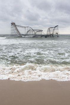 Mark Jaworski - rollercoaster seaside heights